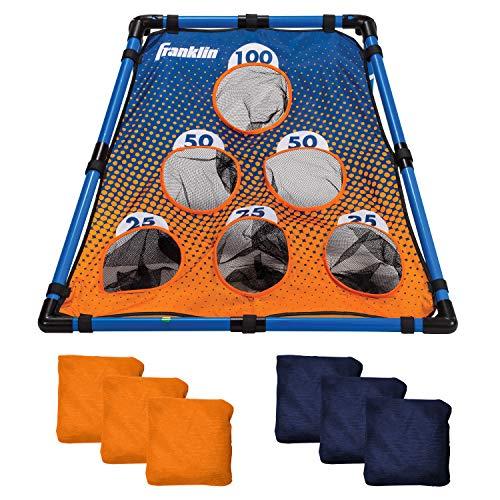 Franklin Sports 6 Hole Bean Bag Toss