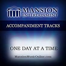 one day at a time accompaniment track