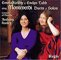 Monteverdi: Duets and Solos