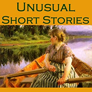 Unusual Short Stories audiobook cover art