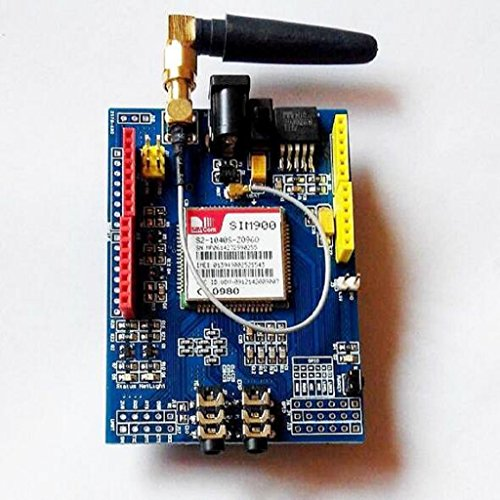 Amazon.es - SIM900 Quad-Band GPRS/GSM Shield Development Board for Arduino