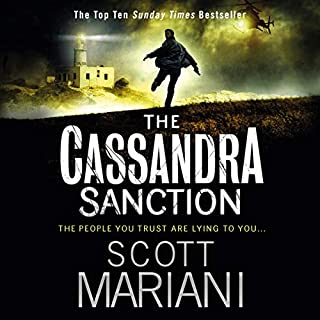The Cassandra Sanction cover art