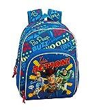Toy Story 4 Mochila Pequeña Niña Adaptable Carro, Azul