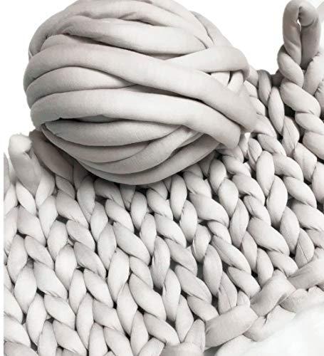 Best hand knitting yarn blanket for 2020