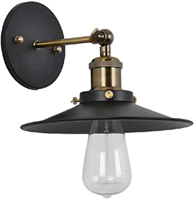 Retro Wall Sconce Industrial Metal Wall Lamps Vintage Wall Lamp Sconces Lighting for Bedroom Corridor Hallway Wall Decor