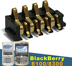 BATTERY CONNECTER CONTACT for RIM BLACKBERRY Pearl 8100, 8110, 8120, 8130, Pearl Flip 8220, Curve 8300, 8310, 8320, 8330, Curve 8520, Bold 9000 9700