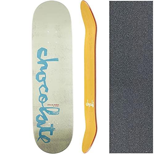 チョコレート CHOCOLATE スケートボード デッキ PEREZ ORIGINAL CHUNK DECK NO223 (8.0インチ, 7プライ)