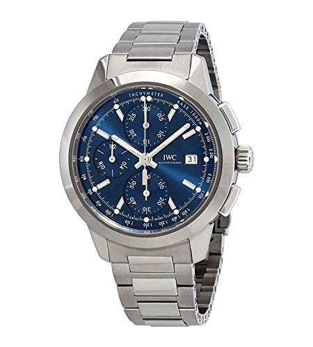 IWC Ingenieur Chronograph Automatic Blue Dial Men's Watch IW380802