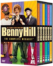 Benny Hill: The Complete & Unadulterated Megaset 1969-1989 by A&E HOME VIDEO