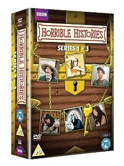 Horrible Histories - Series 1 - 3
