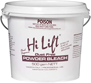 Hi Lift Bleach Powder, 500 g