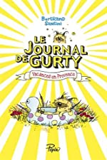Le Journal de Gurty - Vacances en Provence de Bertrand Santini