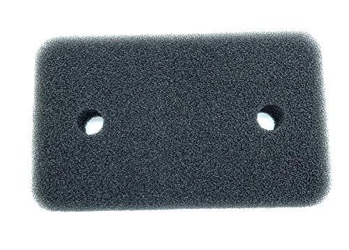 Filtro original para secadora Miele 7070070, 220 x 133 x 30 mm, filtro de esponja, esterilla de filtro, secador de condensación, 100 % fabricado en Alemania, filtro de pelusas, espuma de espuma