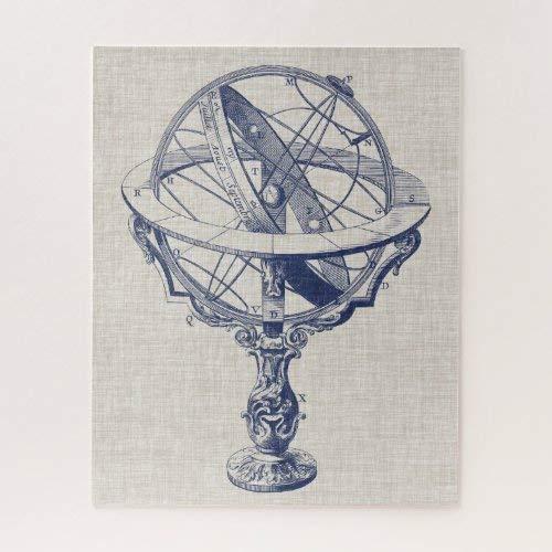 Tamengi Rompecabezas de esferas armilares, 1000 piezas, 500 piezas