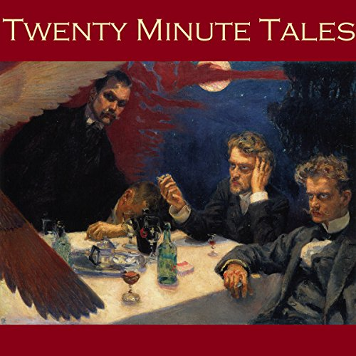 Twenty Minute Tales audiobook cover art