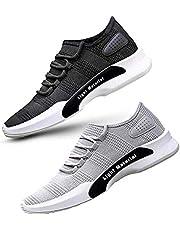 WORLD WEAR FOOTWEAR Men's Casual Sports Running Shoes