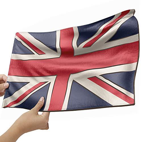 England Flagge als Lampe aus Holz - schenke deine individuelle England Fahne - kreativer Dekoartikel aus Echtholz