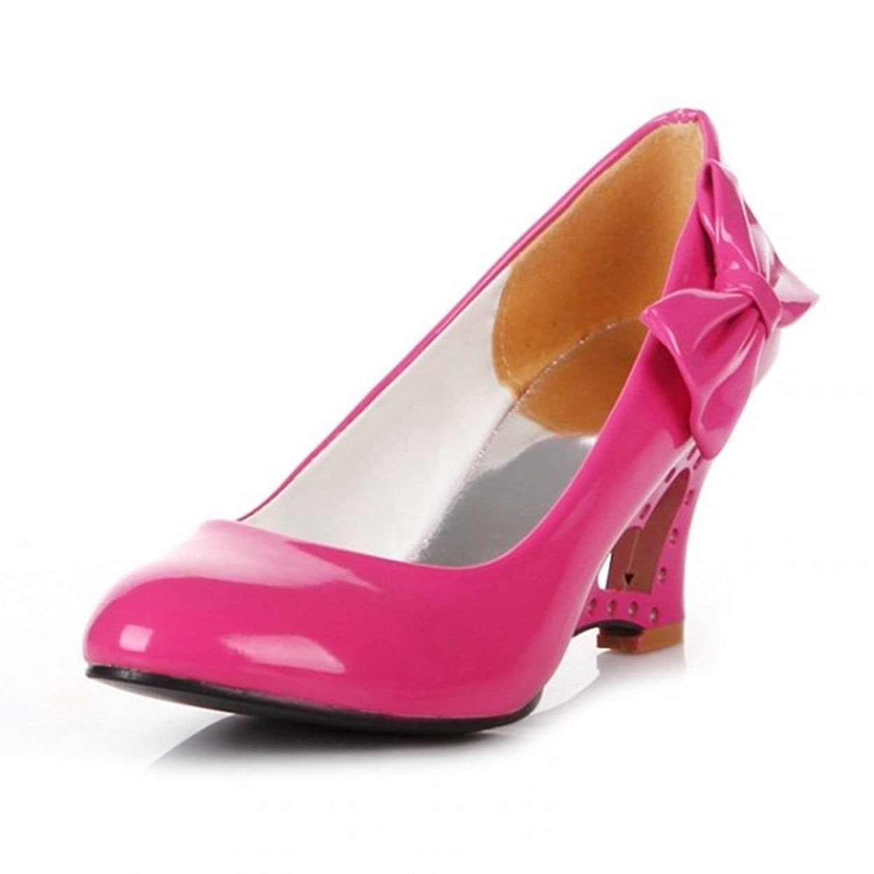 証言する価値フラフープ[Unm] ウェッジ品質厚ハイヒール 靴 レディーズ ふゆ ファッション レディ プラットフォーム かかと Female パンプス 靴