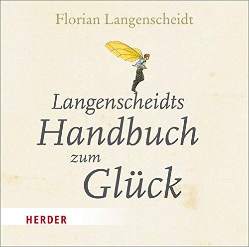 『Langenscheidts Handbuch zum Glück』のカバーアート