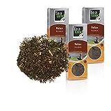 Tealand   Te rooibos Relax, Hojas Sueltas   Pack de rooibos granel   3 x 100 gr