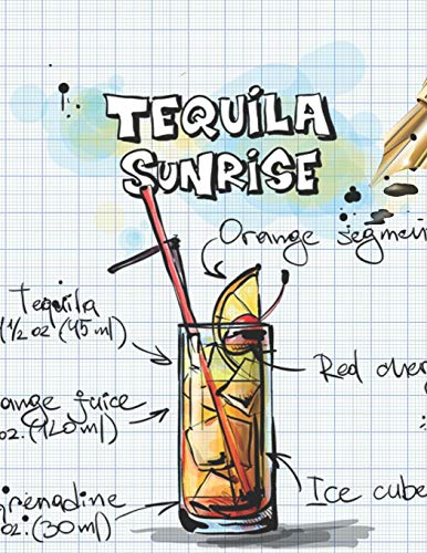 Tequila Sunrise: Cocktailrezepte