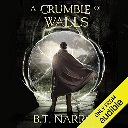Page de couverture de A Crumble of Walls