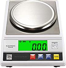 CGOLDENWALL High Precision Lab Scale 300g 0.01g Analytical Balance Kitchen Scale Scientific Scale Counting Scale with Coun...
