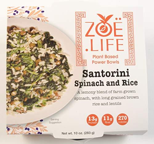 Zoë.Life Santorini Spinach Rice