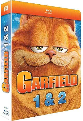 Coffret garfield [Blu-ray] [FR Import]