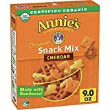 Annie's Homegrown Bunnies Cheddar Snack Mix 9 Oz