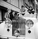 The Bee Gees - With their 1948 Rolls Royce Silver Wraith