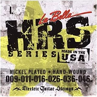 La Bella HRS-L Nickel Electric Guitar Strings - Light