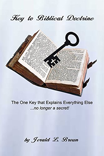Key to Biblical Doctrine (English Edition)