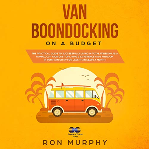 Van Boondocking on a Budget cover art