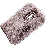 Lenovo A2010 Art Case, Handmade Fluffy Villi Wool Cute Ball