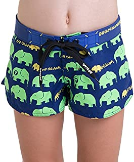ELEPHANT GREEN CLASSIC BOARDSHORT