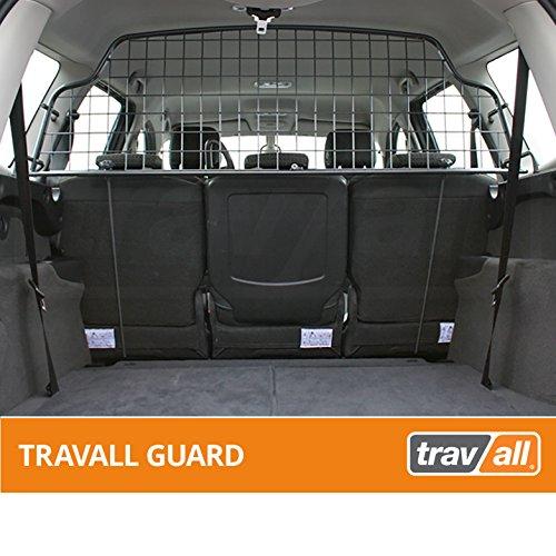 Travall® Guard Hundegitter TDG1283 - Maßgeschneidertes Trenngitter in Original Qualität