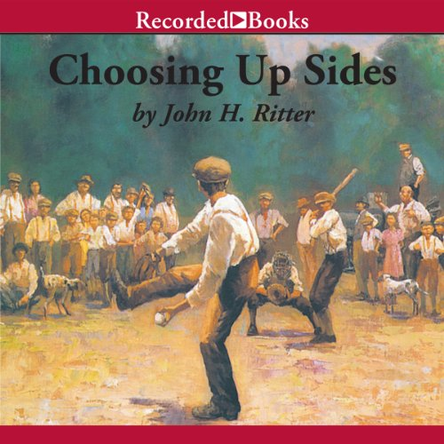Choosing Up Sides audiobook cover art