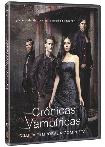 Cronicas Vampiricas Temporada 4 [DVD]