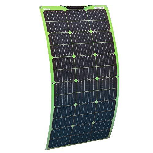Xinpuguang Panneau solaire souple mono 100W, Vert