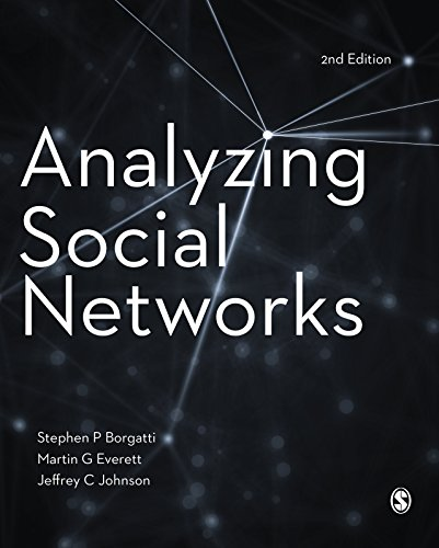 Analyzing Social Networks (English Edition)