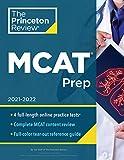 Princeton Review MCAT Prep, 2021-2022: 4 Practice Tests + Complete Content Coverage (Graduate School Test Preparation)