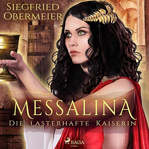 Messalina - Die lasterhafte Kaiserin cover art