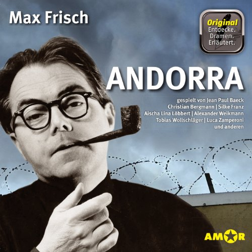 Andorra Audiobook By Max Frisch cover art