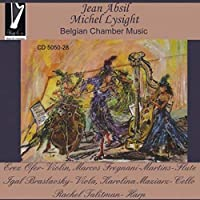 Belgian Chamber Music Jean Absil Michel Lysight