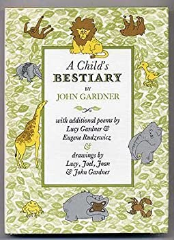 A Child's Bestiary 0394834836 Book Cover