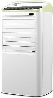 Enfriador de aire, sincronización del control remoto Enfriamiento rápido y purificación y humidificación del aire, enfriamiento rápido, saludable y cómodo, ventilador de aire acondicionado blanco