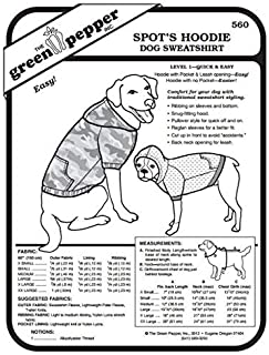 Best dog hoodie pattern Reviews