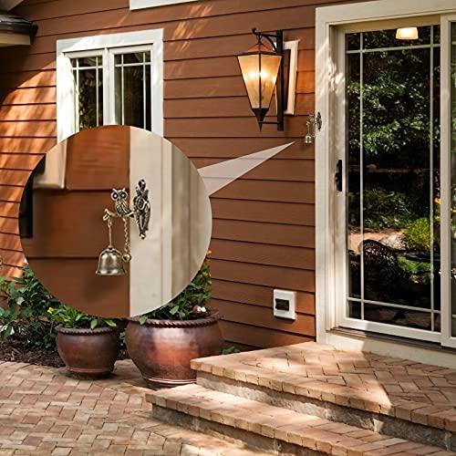 BIGKASI Timbres para puerta