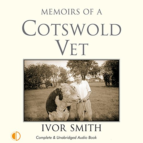 Memoirs of a Cotswold Vet audiobook cover art